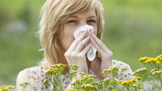 rinite allergica